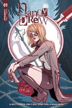 Image: Nancy Drew #1 (cover B - Sauvage) - Dynamite