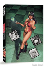 Image: Vampirella: Roses for Dead #1 (Deluxe Collector's Box) - Dynamite