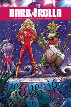Image: Barbarella #7 (cover E subscription - Yarar) - Dynamite