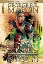 Image: Game of Thrones: Clash of Kings #12 (cover B subscription - Rubi) - Dynamite