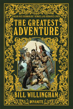 Image: Greatest Adventure HC  - Dynamic Forces