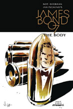 Image: James Bond: The Body #6 (cover A - Casalanguida) - Dynamite