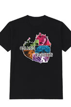 Image: Grand Passion Women's T-Shirt  (M) - Dynamite