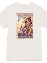 Image: Dejah Thoris Men's T-Shirt  (XXL) - Dynamite