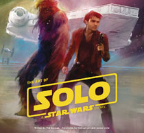 Image: Art of Solo: A Star Wars Story HC  - Abrams