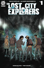 Image: Lost City Explorers #1 (cover A - La Torre & Maiolo) - Aftershock Comics