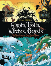 Image: Giants, Trolls, Witches, Beasts: Ten Tales from the Deep GN  - Allen & Unwin