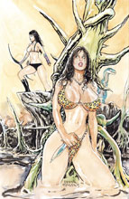 Image: Cavewoman: Raptorella's Revenge #2 (cover A - Massey) - Amryl Entertainment
