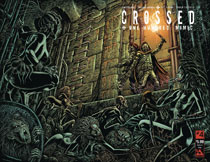 Image: Crossed Plus 100 Mimic #4 (variant cover - History X wraparound) - Avatar Press Inc