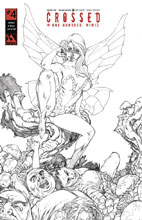 Image: Crossed Plus 100 Mimic #4 (variant cover - Century of Blood) - Avatar Press Inc