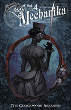Image: Lady Mechanika Vol. 05: Clockwork Assassin SC  - Benitez Productions