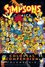 Image: Simpsons Comics Colossal Compendium Vol. 06 SC  - Bongo Comics
