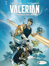 Image: Valerian and Laureline Vol. 01: Shingouzlooz Inc. GN  - Cinebook