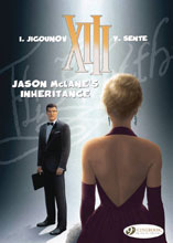 Image: XIII Vol. 23: Jason McLane's Inheritance GN  - Cinebook