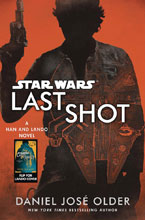 Image: Star Wars Last Shot: Han & Lando Novel HC  - Del Rey