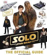 Image: Solo: A Star Wars Story Official Guide HC  - DK Publishing Co