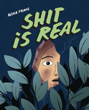 Image: Sht Is Real GN  - Drawn & Quarterly