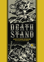 Image: EC Artist's Library: Death Stand and Other Stories by Jack Davis HC  - Fantagraphics Books