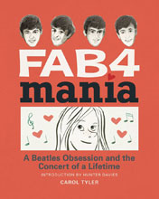Image: Fab 4 Mania: Beatles Obsession GN  - Fantagraphics Books