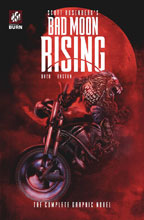 Image: Bad Moon Rising Complete Graphic Novel SC  - 451 Media Group