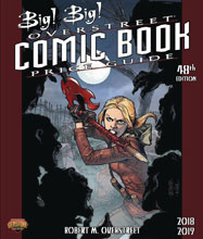 Image: Big, Big, Overstreet Price Guide Vol. 48  (Buffy the Vampire Slayer cover - Jeanty) - Gemstone Publishing