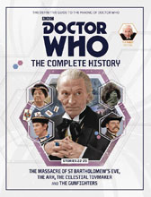 Image: Doctor Who Complete History Vol. 73: 1st Doctor Stories  (22-25) HC - Hachette Partworks