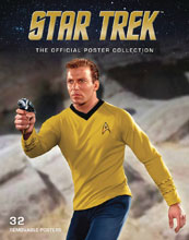 Image: Star Trek Official Poster Collection SC  - Insight Editions