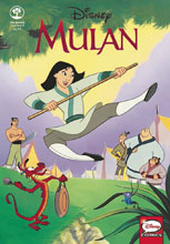 Image: Disney Mulan One Shot  - Joe Books Inc.