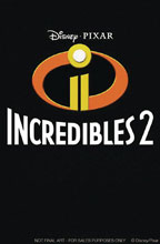 Image: Disney Pixar Incredibles 2 One-Shot  - Joe Books Inc.