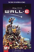 Image: Disney Pixar Wall-E Story of Movie in Comics GN  (Young Adult) - Joe Books Inc.