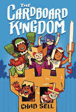 Image: Cardboard Kingdom Vol. 01 GN  - Knopf Books For Young Readers