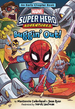 Image: Marvel Superhero Adventure: Buggin Out SC  (Young Readers) - Marvel Press