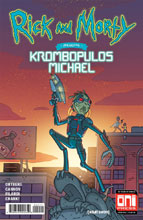 Image: Rick & Morty Presents: Krombopulous Michael #1 (cover A - CJ Cannon) - Oni Press Inc.