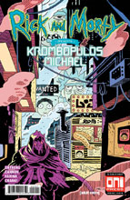Image: Rick & Morty Presents: Krombopulous Michael #1 (cover B - MacLean) - Oni Press Inc.
