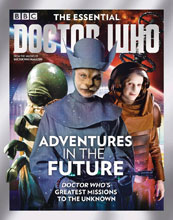 Image: Doctor Who Essential Guide #14 (Adventures in Space) - Panini Publishing Ltd
