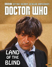 Image: Doctor Who: Land of the Blind SC  - Panini Uk Ltd