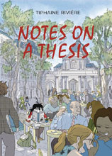 Image: Notes on a Thesis GN  - Random House Uk