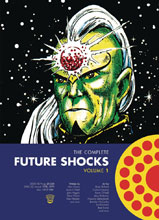 Image: Complete Future Shocks Vol. 01 SC  - Rebellion / 2000AD