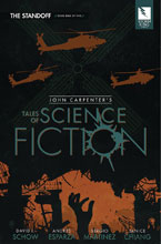 Image: John Carpenter: Tales of Sci-Fi Standoff #1 - Storm King Productions, Inc