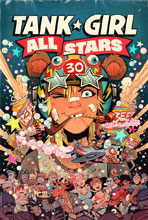 Image: Tank Girl: All-Stars #1 (cover A - Parson) - Titan Comics