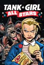 Image: Tank Girl: All-Stars #1 (cover C - Wahl) - Titan Comics