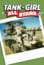 Image: Tank Girl: All-Stars #1 (cover D - Martin Photo) - Titan Comics