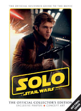 Image: Solo: A Star Wars Story Official Collector Edition Magazine  (newstand edition) - Titan Comics