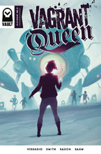 Image: Vagrant Queen #2 (cover A - Alterici) - Vault Comics