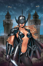 Image: Grimm Fairy Tales #19 (cover C - Reyes) - Zenescope Entertainment Inc