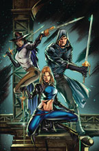 Image: Musketeers #5 (cover A - Vitorino) - Zenescope Entertainment Inc