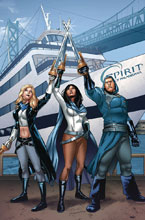 Image: Musketeers #5 (cover D) - Zenescope Entertainment Inc