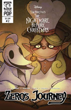 Image: Nightmare Before Chirstmas: Zero's Journey #2 - Tokyopop