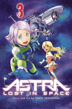 Image: Astra: Lost in Space Vol. 03 GN  - Viz Media LLC