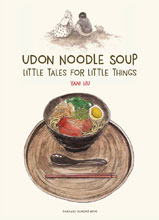 Image: Udon Noodle Soup: Little Tales for Little Things GN  - Fanfare Presents Ponent Mon